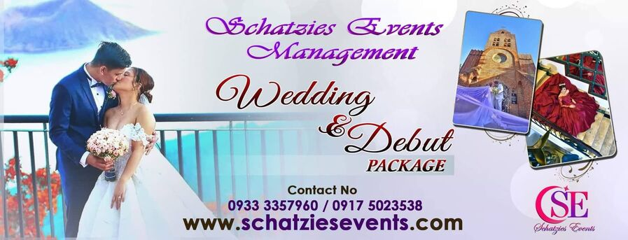 Wedding and Debut Package Philippines